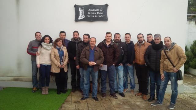 Grupo Gastronomico 1er encuentro